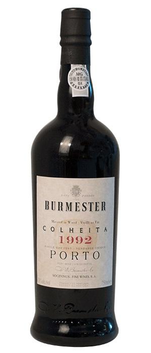 Rørig COLHEITA 1992 PORT Burmester Douro Portugal - Vinoman | Vild med JX-08